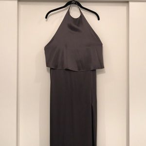 HALSTON HERITAGE dress.